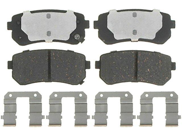 For 2011-2016 Kia Sportage Brake Pad Set Front Bosch 26338SB 2015 2012 2013 2014