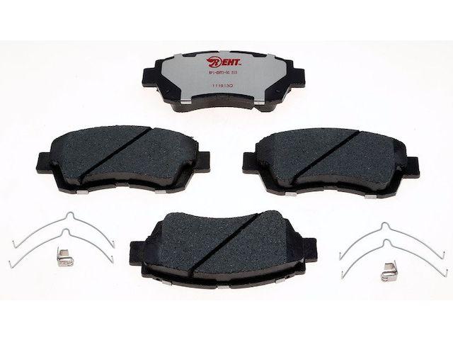 Front D476 Ceramic Brake Pads 1998 1999 2000 2001 2002 2003 TOYOTA SIENNA
